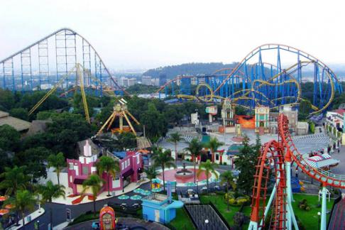Six Flags Theme Park, Mexico Special Deal