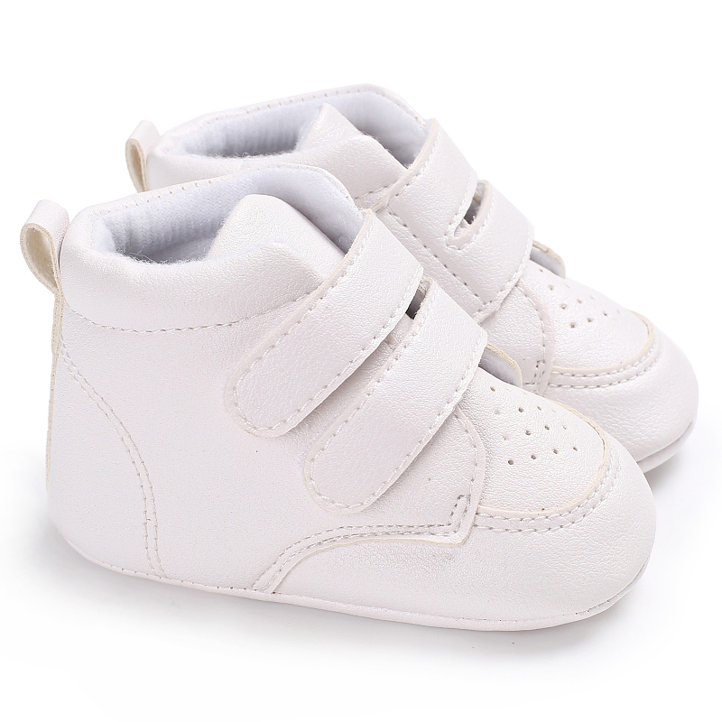 Baby / Toddler Casual Heart Embroidered Velcro Prewalker Ankle Shoes