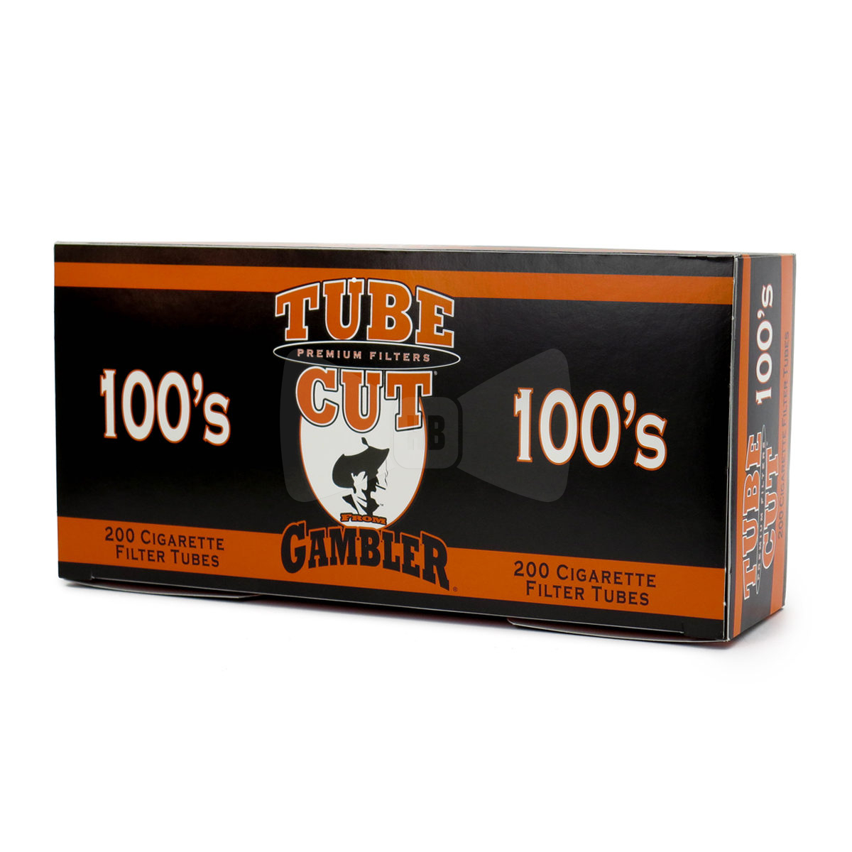 Gambler Tube Cut Tubes (1000 100mm Tubes)
