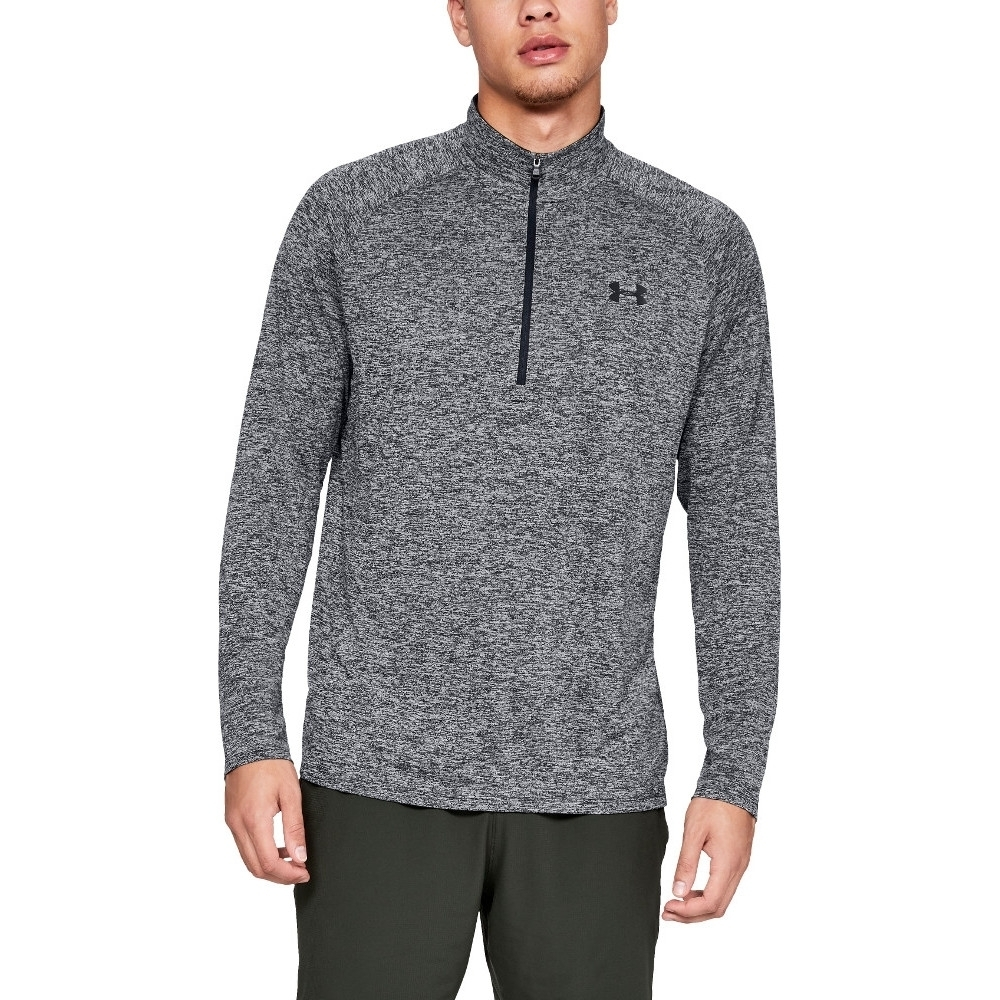 Under Armour Mens Technical 1/2 Zip Loose Fit Training Running Top M - Chest 38-40' (96.5-101.6cm)