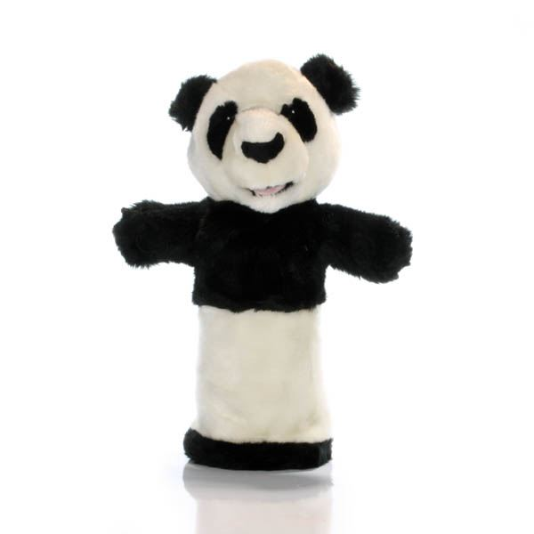 Panda Long Sleeved Glove Puppets