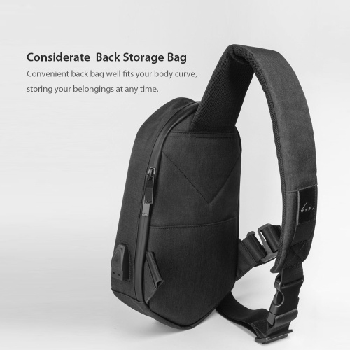 Xiaomi Mijia BEABORN Chest Bag / PU Backpack