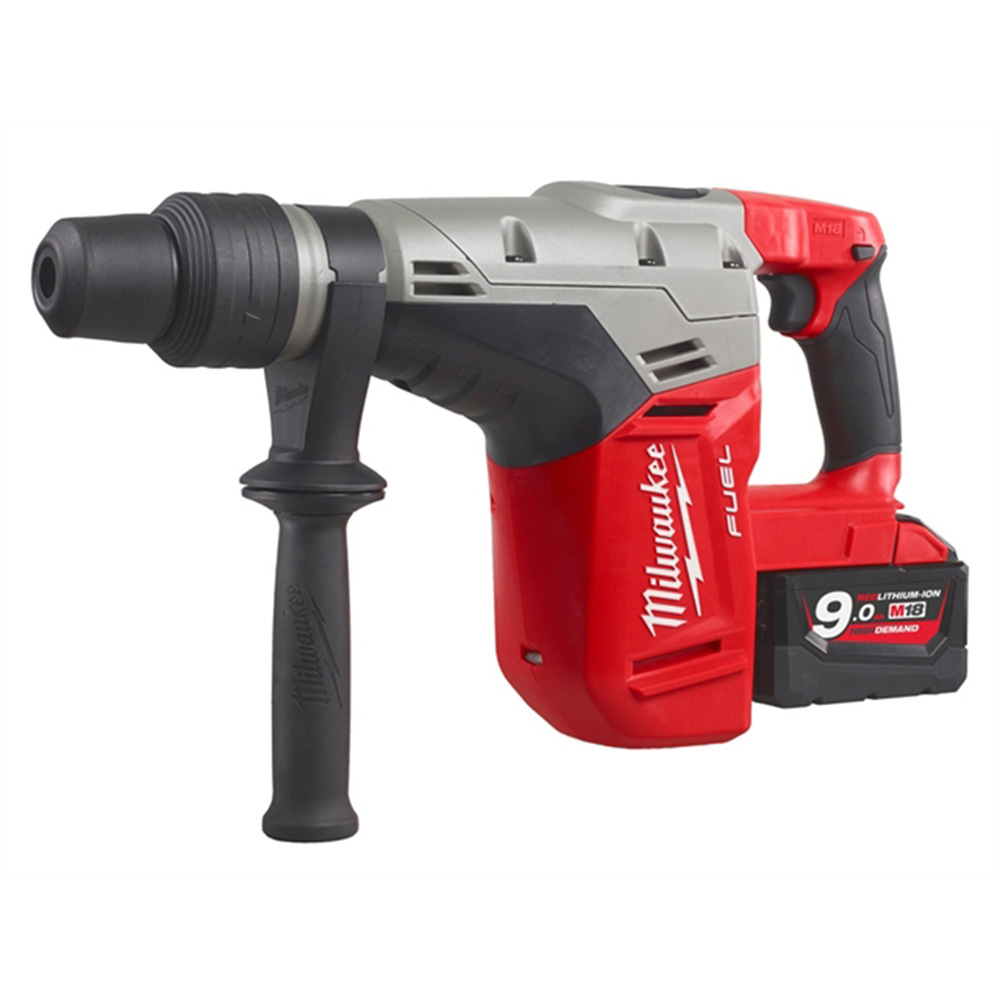 Milwaukee M18CHM-902C 18v FUEL SDS-Max Combi Hammer 9.0Ah Kit