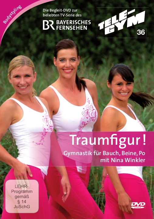 TELE-GYM 36 Traumfigur! Schlank, fit & gesund