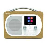 Evoke H4 Compact DAB/FM Radio with Bluetooth
