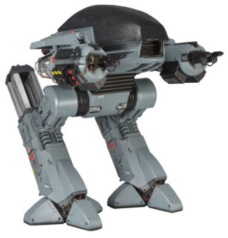 ED-209 Poseable Figure from Robocop