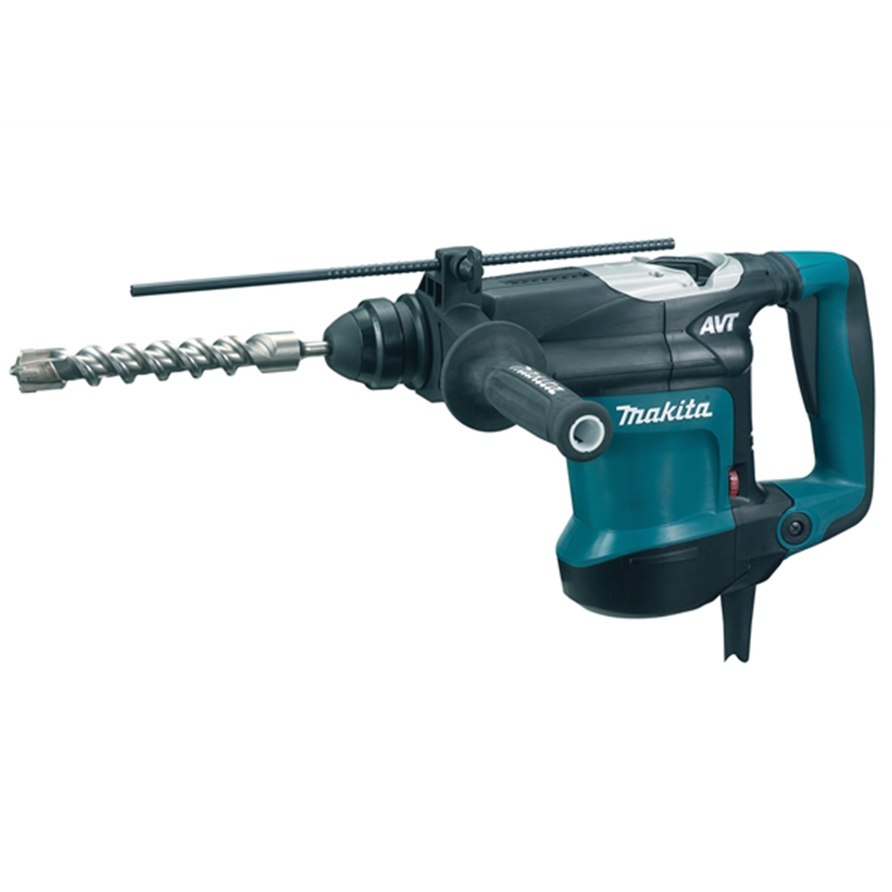 Makita HR 3210 FCT 240 Volt SDS+ Rotary Hammer Drill QCC  Accs