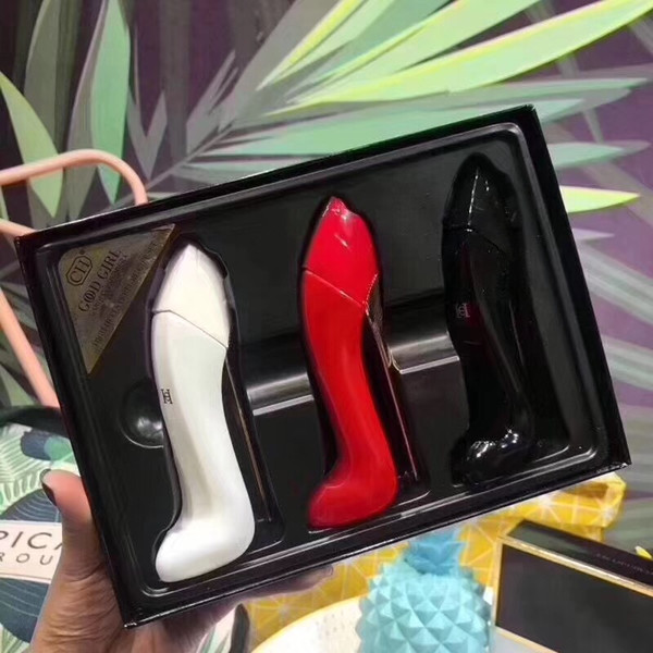 Women's Perfume Good Girl High Heels Women's Perfume 3 in 1 Gift box value free shipping!~