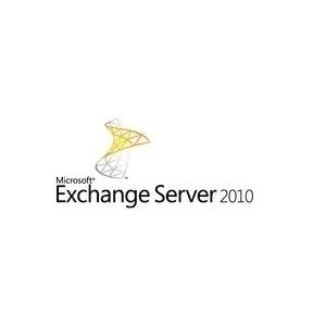 Microsoft Exchange Server 2010 Standard Edition - Full Package Product - 1 Server, 5 CALs - DVD - Win - Englisch - 64-bit (312-03977)