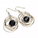 Women's Earrings Classic Mini Earrings Jewelry Gold / Silver For Christmas Party Anniversary Carnival Festival 1 Pair