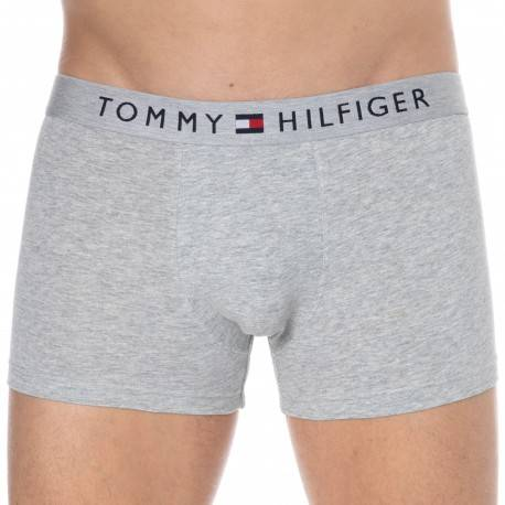 Tommy Hilfiger Icon Cotton Boxer Briefs - Grey XL