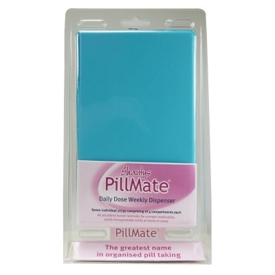 PillMate Daily Dose Weekly Dispenser