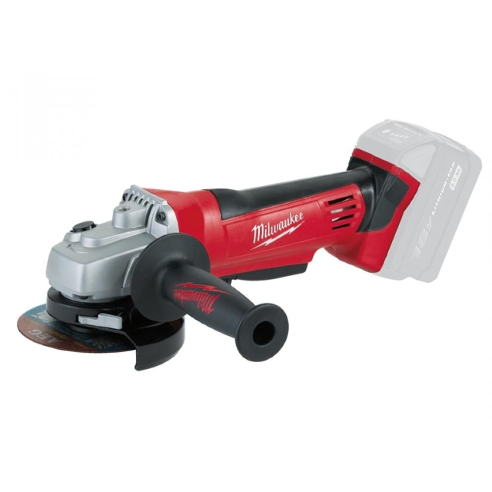 Milwaukee M18 HD18 AG-0 Angle Grinder 115mm 18v Naked