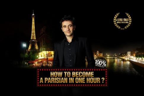 French Arrogance Production - SHOW: How to become a Parisian in one hour?
