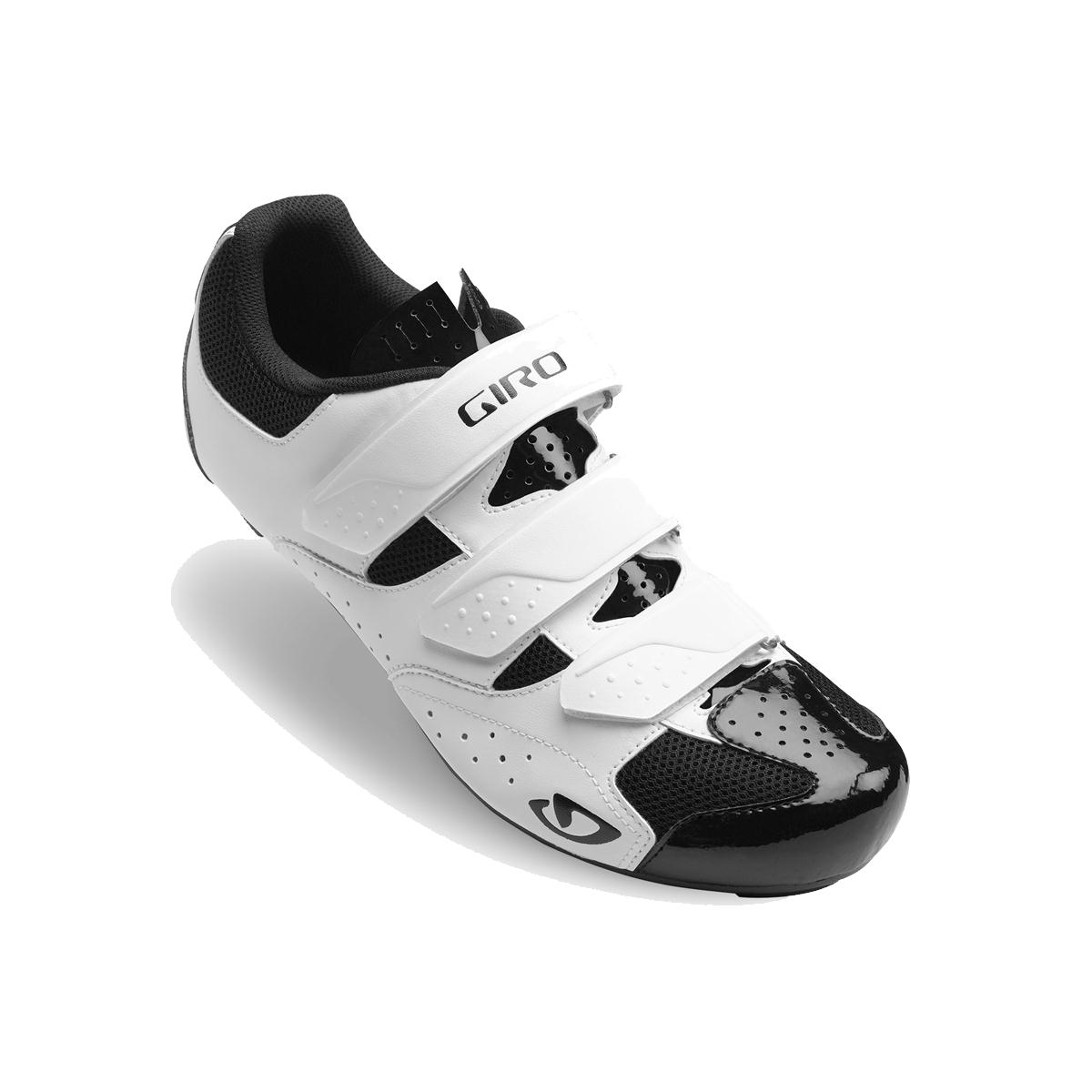 GIRO Techne Road Cycling Shoes 2018 White/Black 44