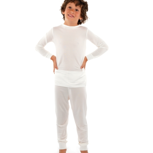 DermaSilk Therapeutic Clothing - Child Pyjamas 1 Pair (All Sizes)