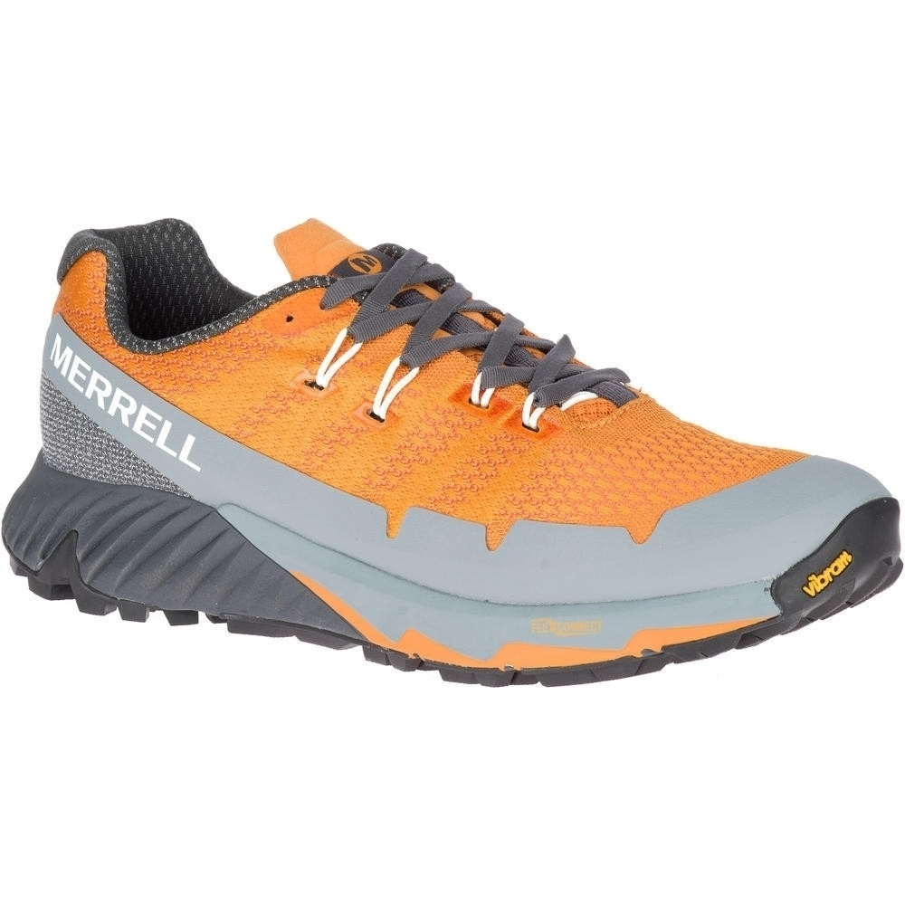 Merrell Mens Agility Peak Flex 3 Lace Up Running Trainers UK Size 12.5 (EU 48  US 13)