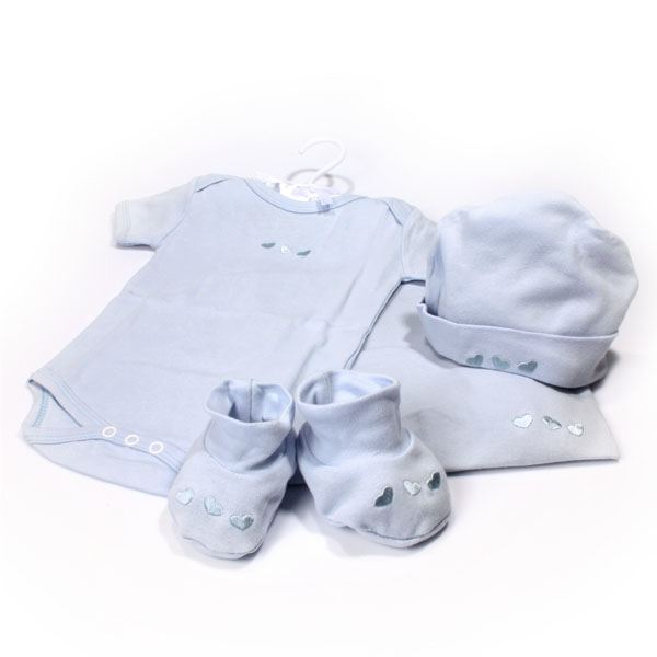 Luxury 5 Piece Baby Boy Gift Set