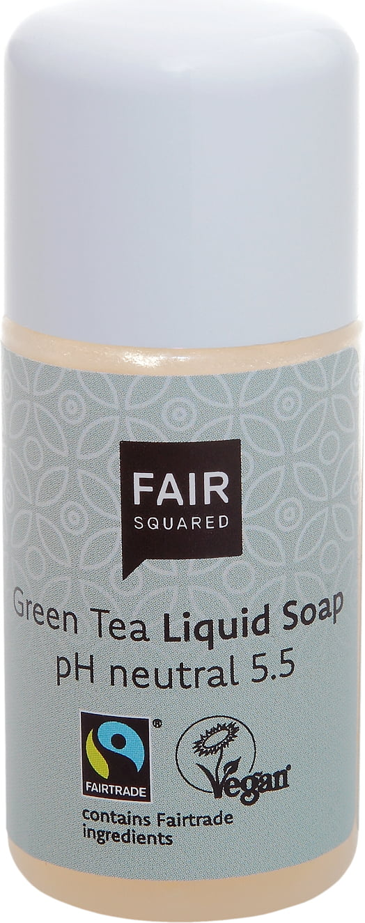 FAIR Squared Green Tea Liquid Soap - 20 ml