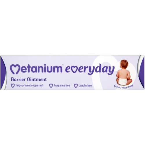 Metanium Everyday Barrier Ointment 80g