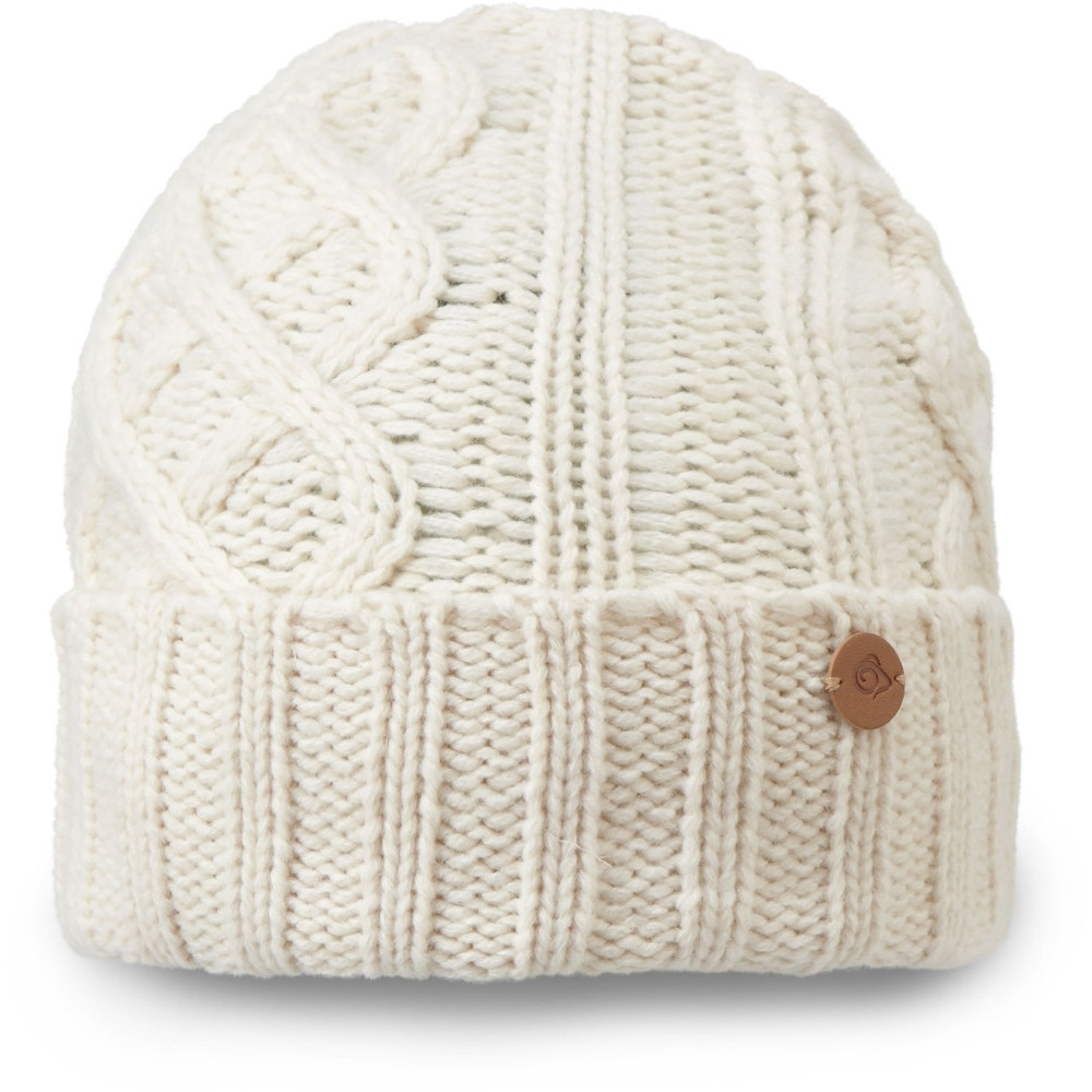 Craghoppers Mens & Womens Dolan Acrylic Wool Knitted Hat Medium/Large