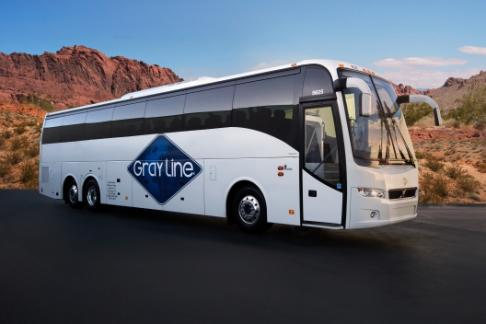 Grayline Las Vegas - Gran Cañón South Rim - Bus