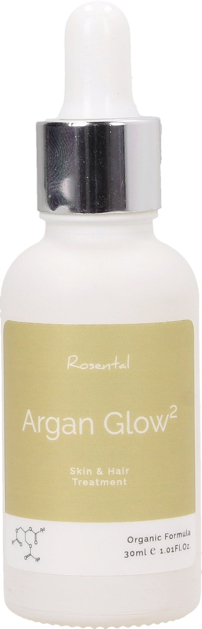 Rosental Organics Argan Glow² Hair & Skin Oil