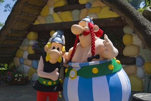 Parc Asterix - 1 Day Pass - Kids go FREE