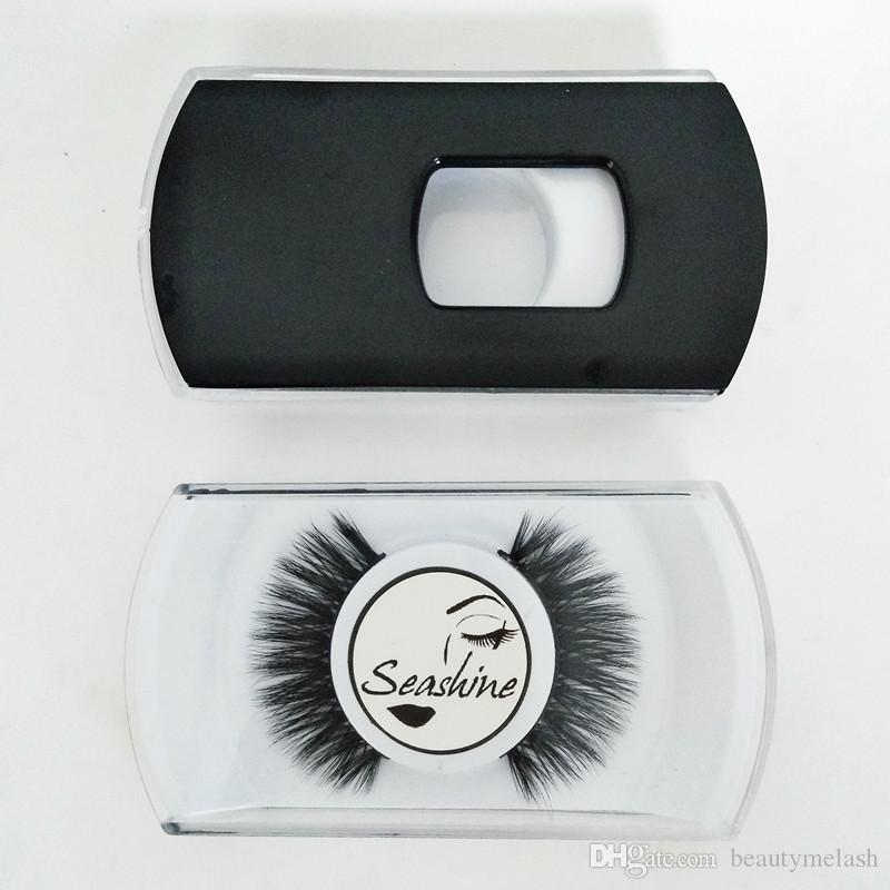 3D Mink lashes Natural Long False Eyelashes Handmade Makeup Beauty Winged Fake Eye Lashes Extension Tools Customize lash logo Private Label