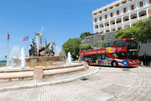 City Sightseeing San Juan Hop-on Hop-off