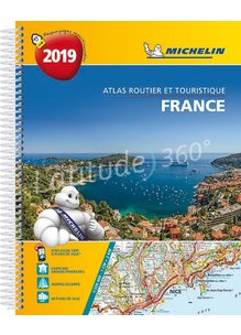 Atlas ATLAS ROUTIER FRANCE 2019 SPIRALE