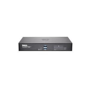 DELL SonicWall TZ 500 TotalSecure Advanced Edition inkl. TZ 500 Appliance inkl. AGSSB 1 Jahr, Capture, Gateway AV, AS, IPS, CFPS & 24x7 Support (01-SSC-1708)