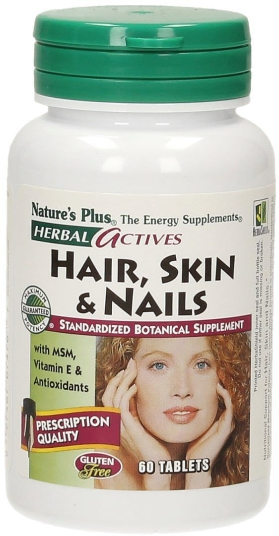 Herbal actives Hair, Skin & Nails - Haare, Haut & Nägel