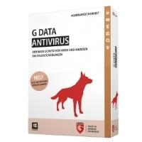 G DATA AntiVirus - Abonnement-Lizenz (3 Jahre) - 4 PCs - ESD - Win (C1001ESD36004)