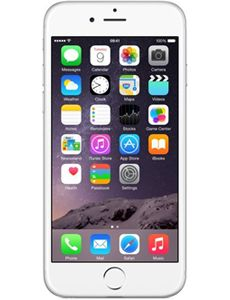 Apple iPhone 6 64GB Silver - O2 - Brand New