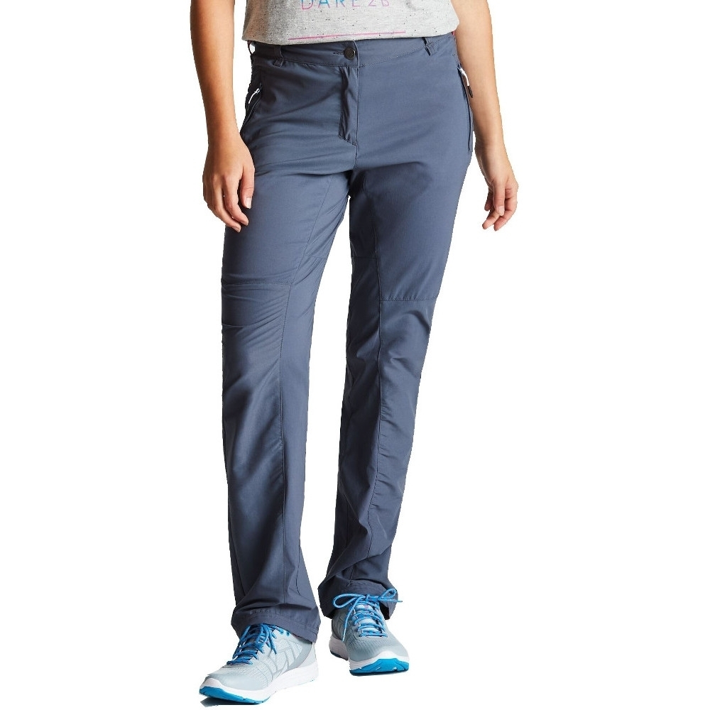 Dare 2b Womens Melodic II Water Repellent Walking Trousers 20 - Waist 36' (91cm)