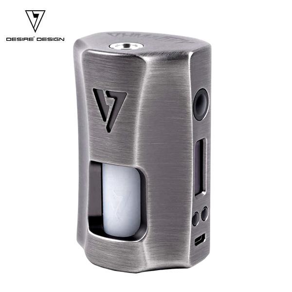 Authentic Desire RAGE 155W TC VW 7ML Squonker Bottle Box Mod APV - Bronze