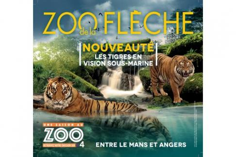 Zoo de la Flèche - 2 Consecutive Days Pass