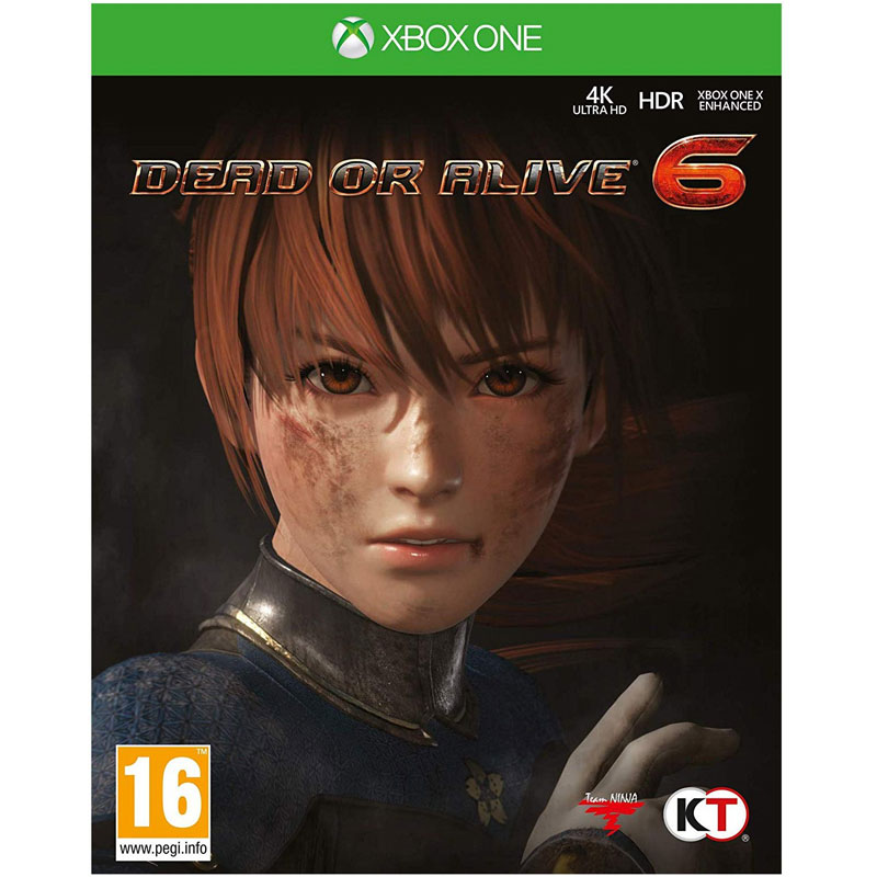 Dead or Alive 6 (Xbox One)