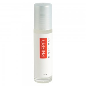 Night Pheromones Hombre - Fragancia Sutil Para La Seduccion - 10ml Aplicacion Topica