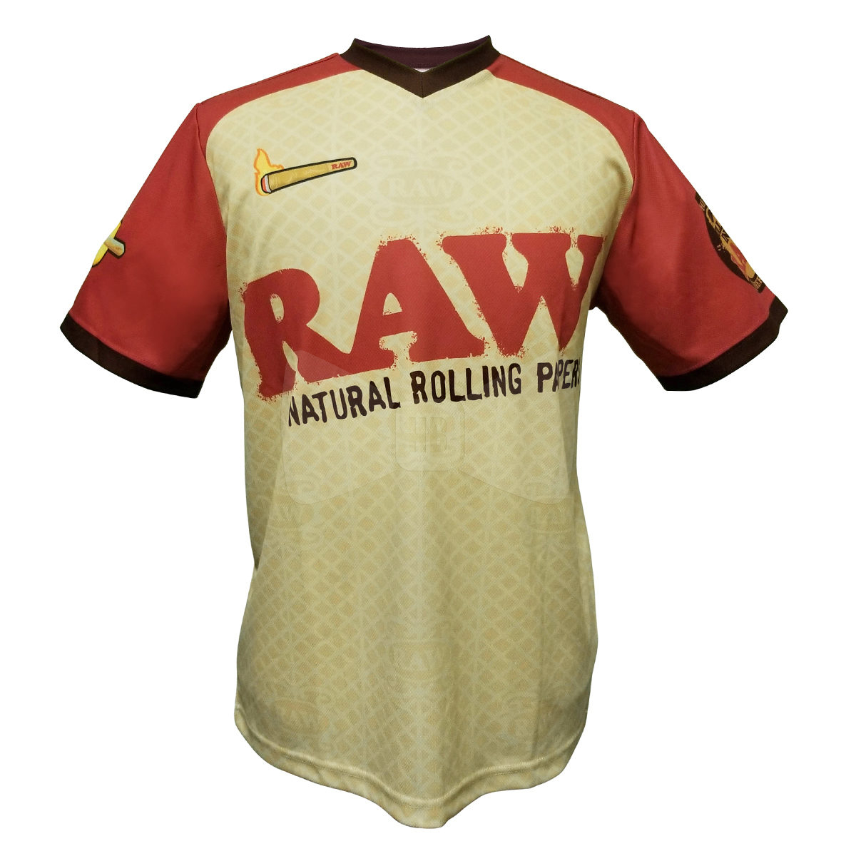 RAW Soccer Jersey Small