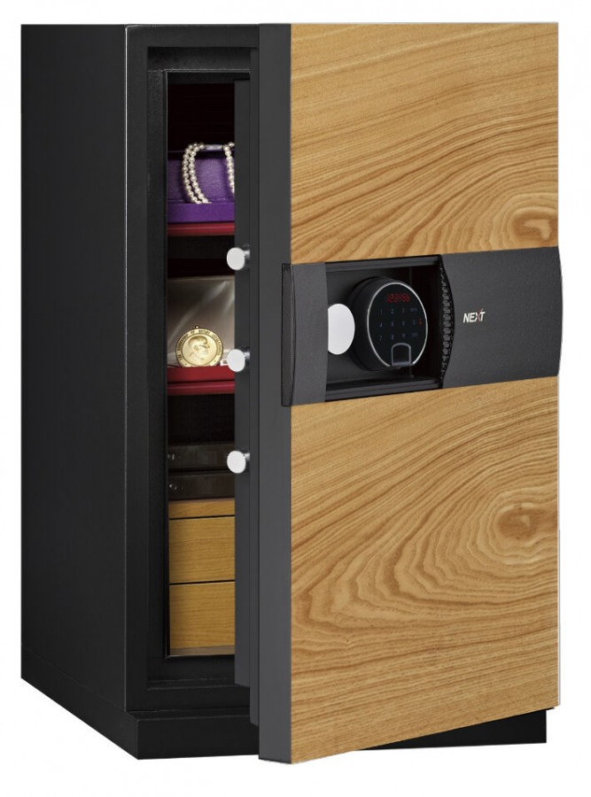 Phoenix LS7003FO Next Luxury Safe - Oak