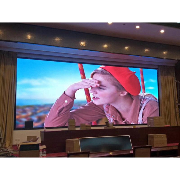P2 SMD1515 LED Module 128*128mm 64*64 pixels 1/32 Scan Indoor RGB Full Color 2mm modules For LED Display Screen panel