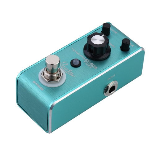 Rowin LEF-606 Fuzz Pedal Mini Portable Guitar Effect Pedal