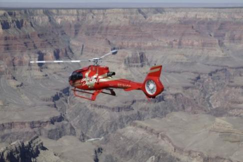 Grand Canyon Helicopters - Canyon Magic