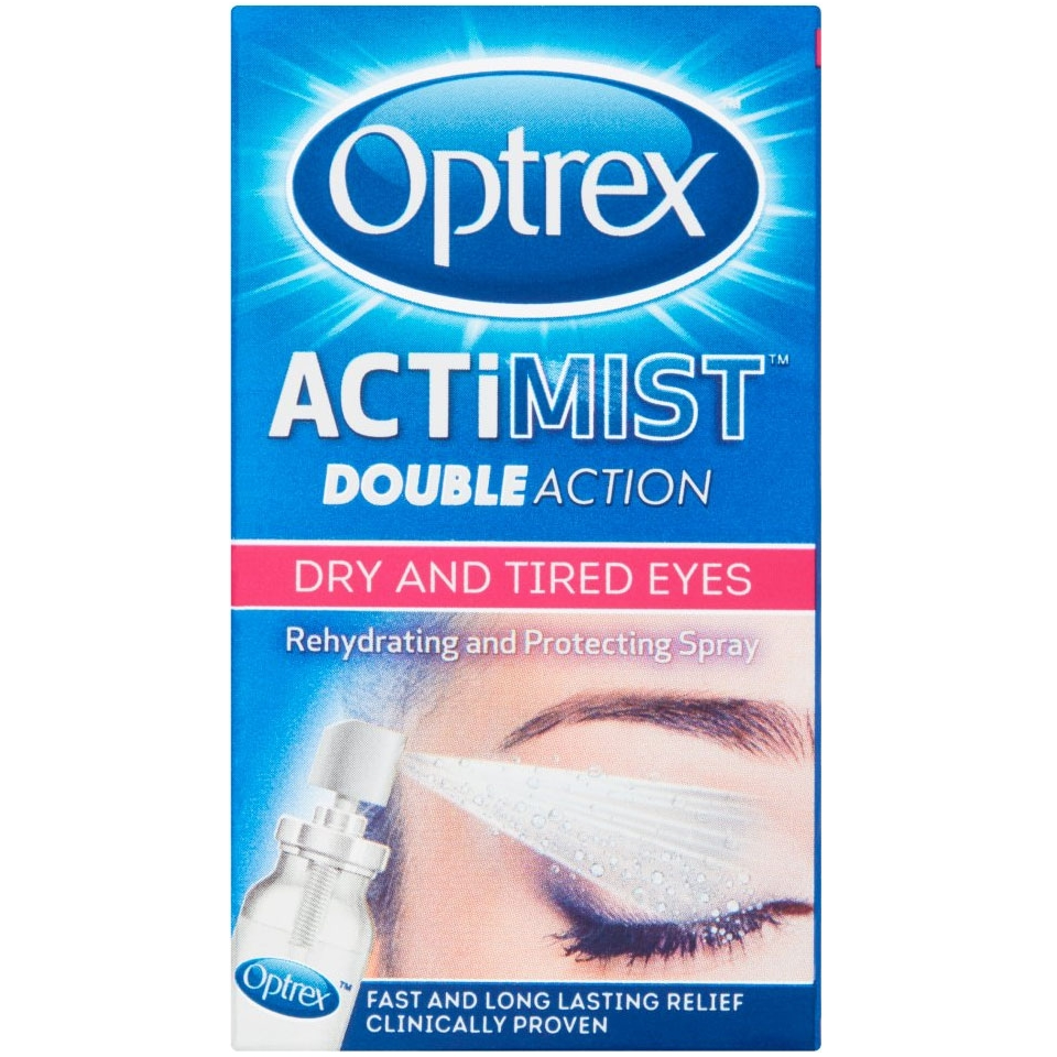 Optrex Actimist Spray 10ml
