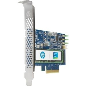 HP Z Turbo Drive G2 - SSD - 1TB - intern - PCI Express 3.0 x4 - für Workstation Z1 G3 (Y1T54AA)