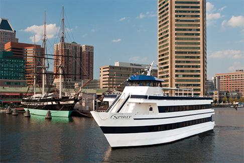 Spirit of Baltimore - Crucero con Cena