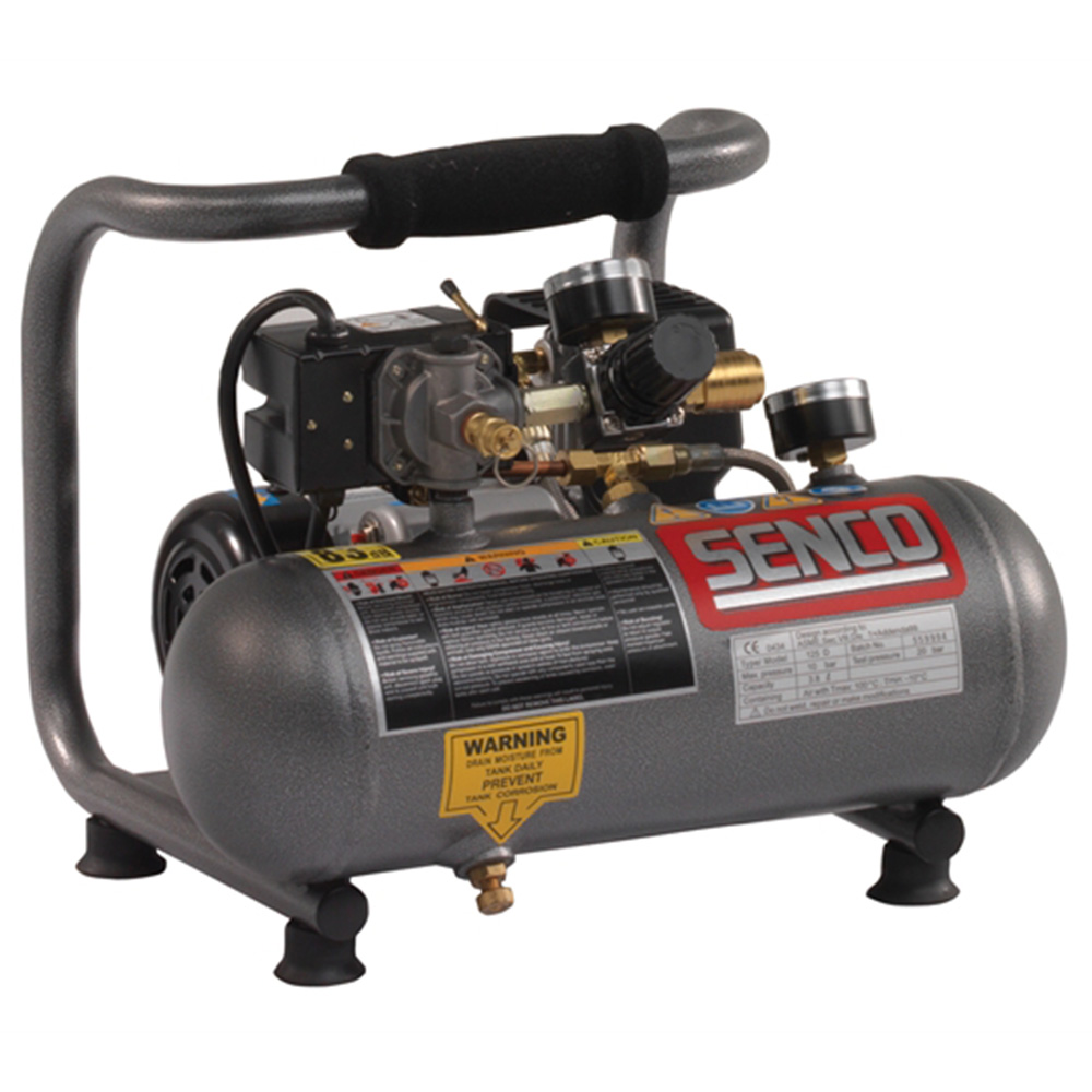 Senco SENPC1010UK2 PC1010 240 Volt 0.5HP Compressor