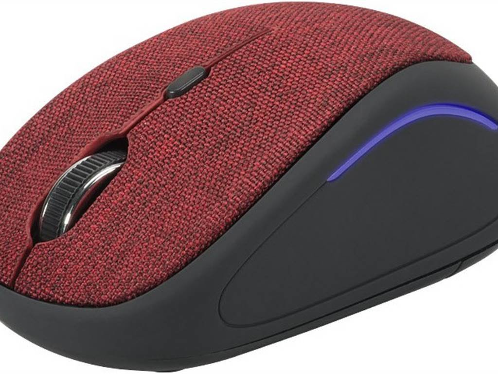 Speed-Link CIUS Mouse - Wireless (rot)
